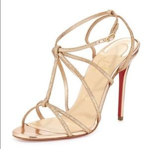 Christian Louboutin Youpiyou Strappy Sandals